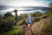Landie Greyling, Featherbed Trail Run