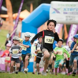 XTERRA Pezula Kids 2013 Run