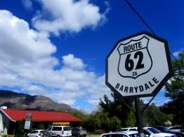 Route 62, Barrydale