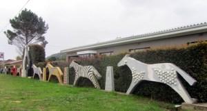 Sedgefield horse-wall