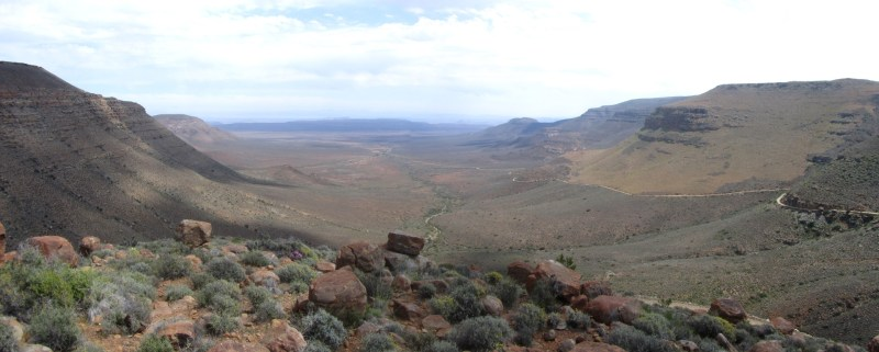 Gannaga Pass, Tankwa Karoo National Park