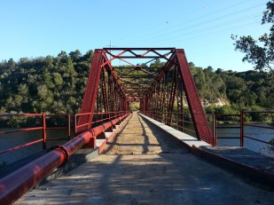 Red Bridge, Knysna