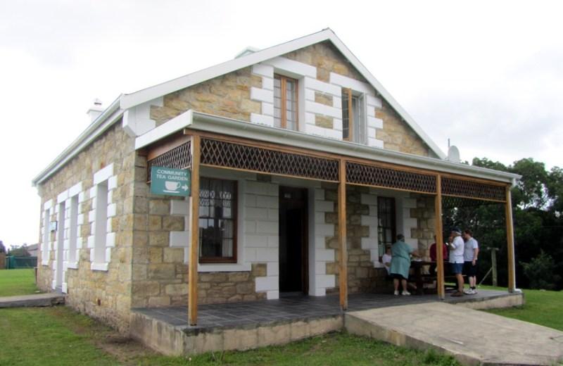 Diepwalle Community tea garden
