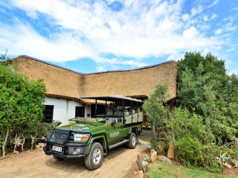 Lobengula Lodge Game Drives