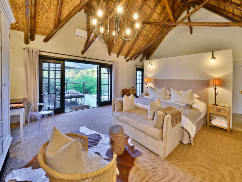 Lobengula Lodge Mini Suite