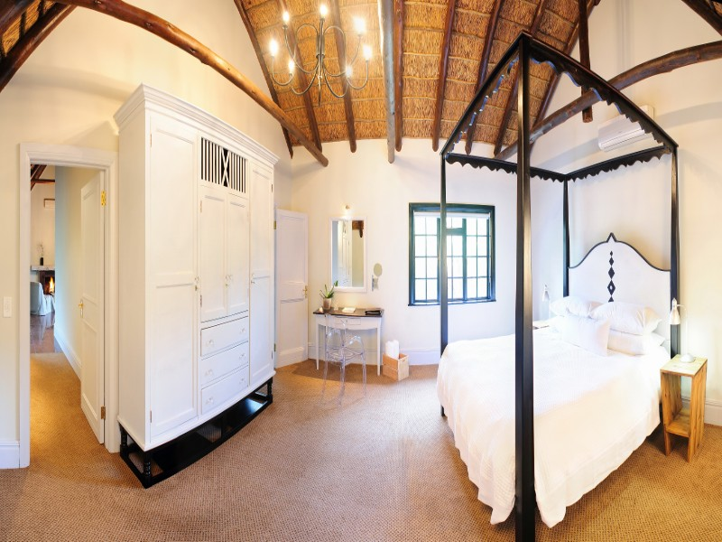 Lobengula Lodge Rooms