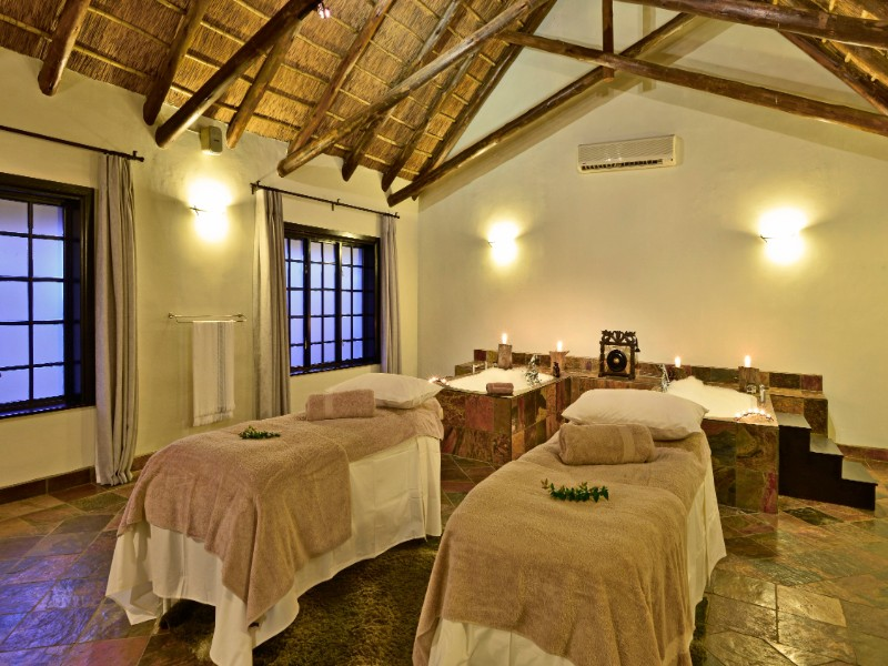 Lobengula Lodge Spa