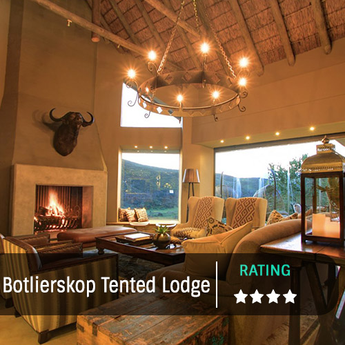 Botlierskop Tented Lodge Feature Image