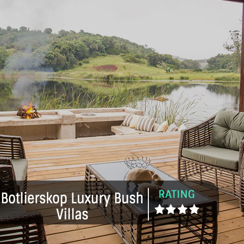 Botlierskop Luxury Bush Villas Feature Image