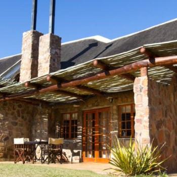 Aquila Cottages Family Luxury Cottage Exterior