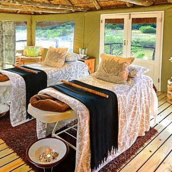 Bayethe Lodge Spa Area