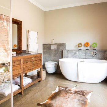 Botlierskop Village Lodge Bathroom