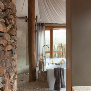 Dwyka Tented Lodge Bathroom