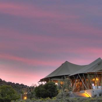 Dwyka Tented Lodge Exterior