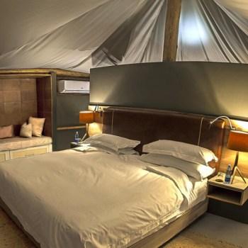Dwyka Tented Lodge Interior