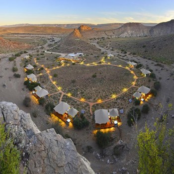 Dwyka Tented Lodge Overview