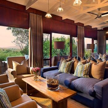 Ecca Lodge Guest Lounge