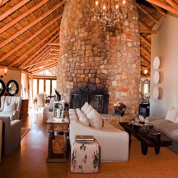 Great Fish River Lodge Lounge