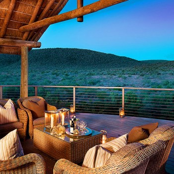 Great Fish River Lodge Outdoor seating