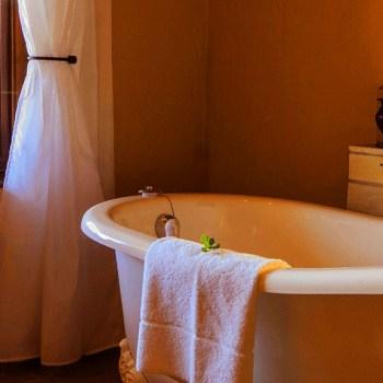 Hitgeheim Luxury Room Bathroom