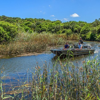 Kariega Homestead Boating