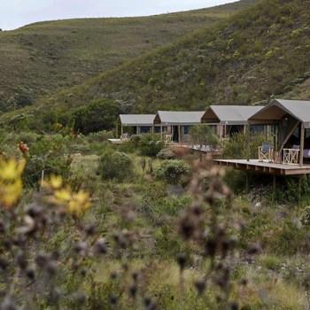Kwena Lodge Layout