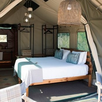 Tented Eco Camp Accommodation