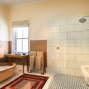 Uplands Homestead Bathroom Area
