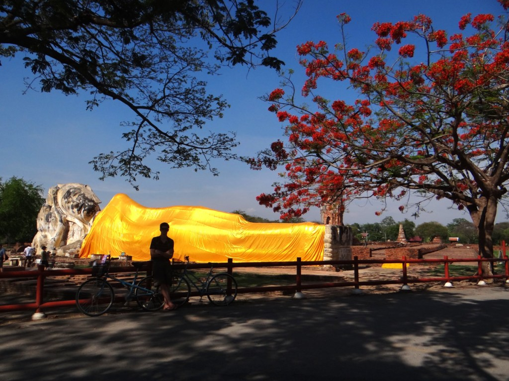 Ayutthaya Buddha // Thailand