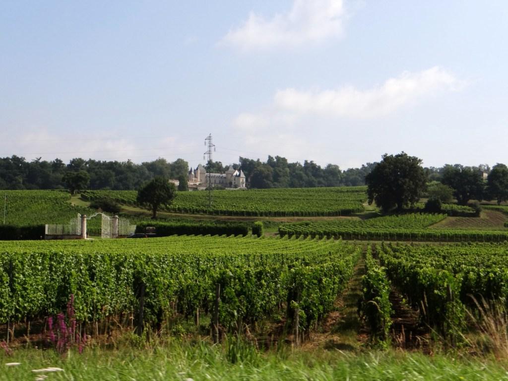 Saint-Émilion wineries // France