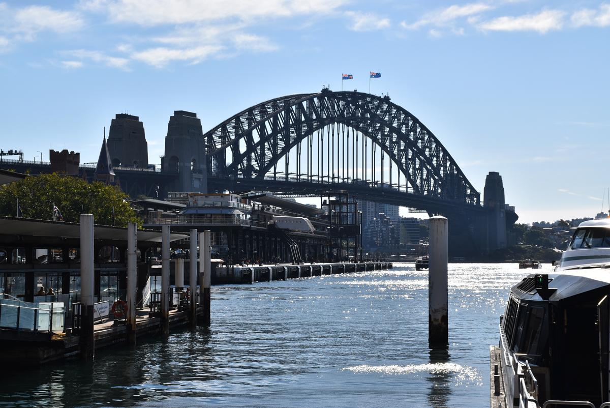 Harbour Bridge Sydney // Australia
