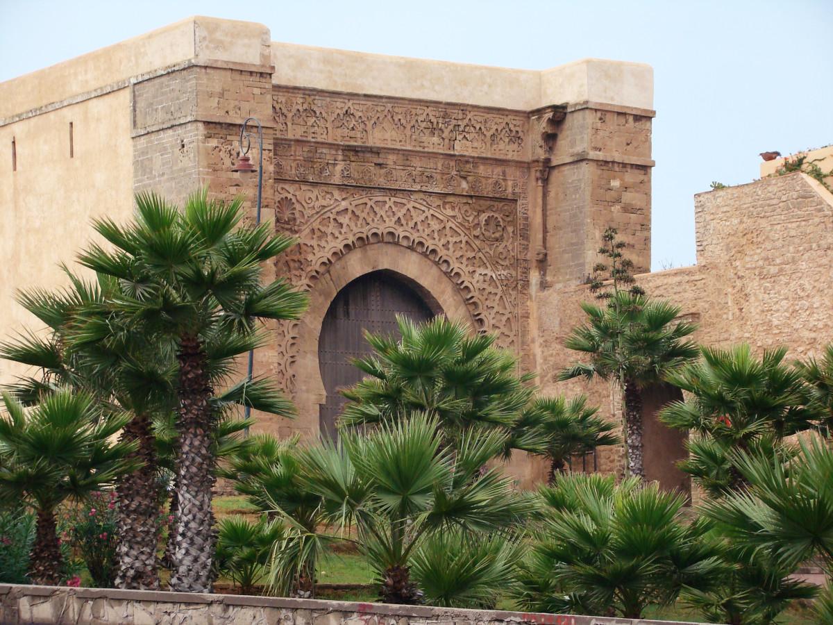 Bab Oudaia // Morocco