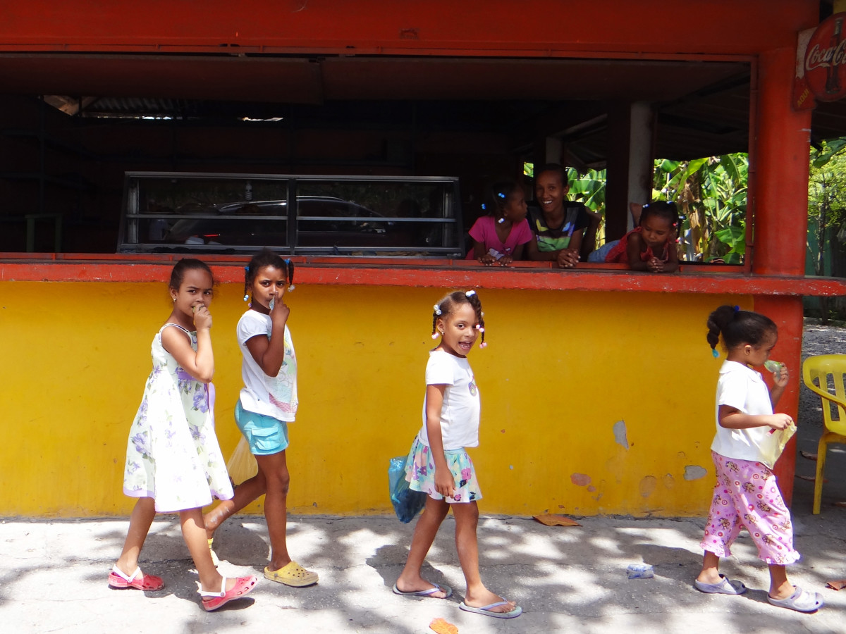 Pedernales kids // Dominican Republic