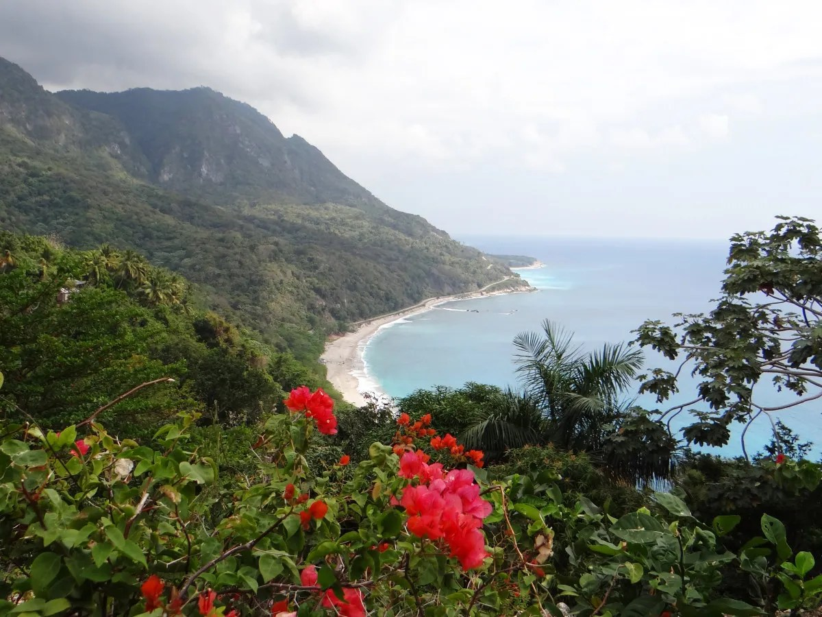 Pedernales scenery // Dominican Republic