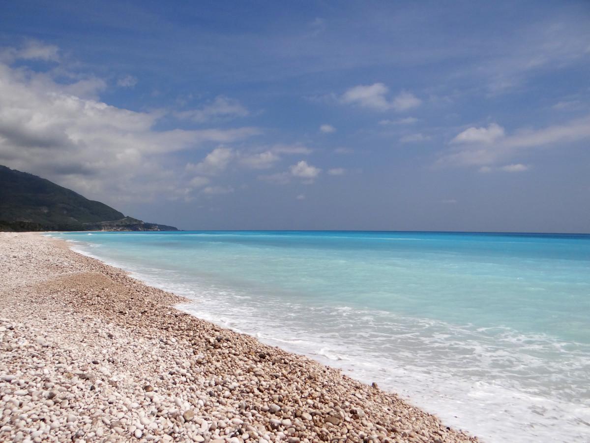 Pedernales beach // Dominican Republic