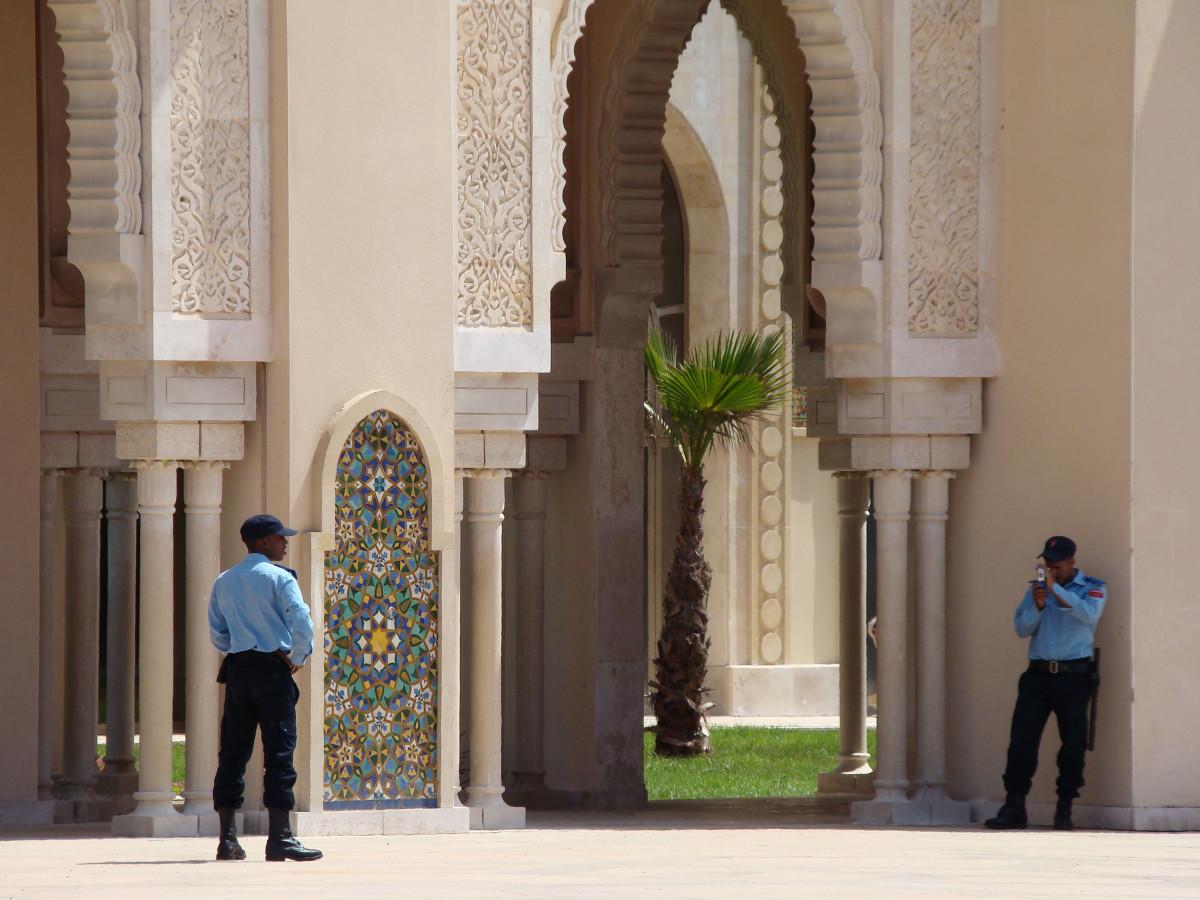 Casablanca Hassan II Mosque // Morocco