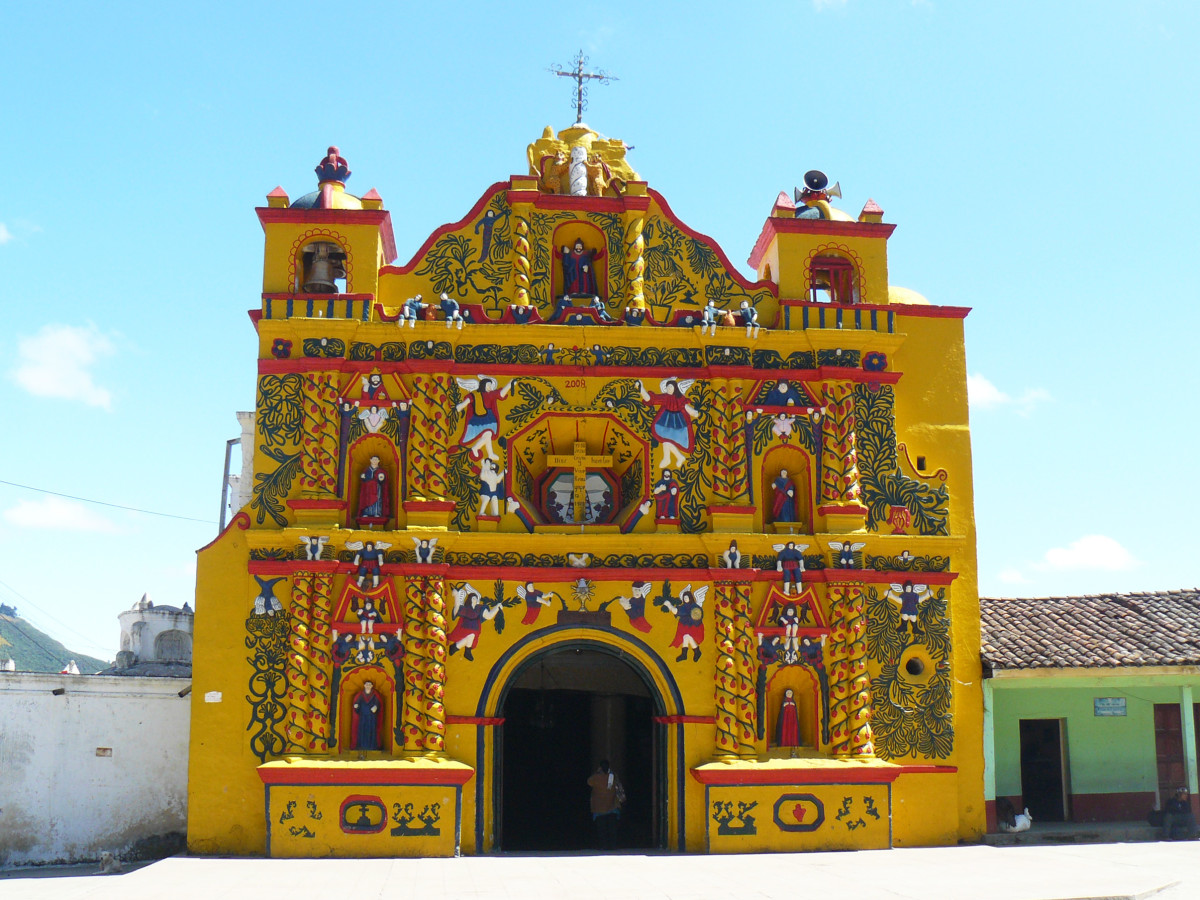 San Andres Xecul // Guatemala