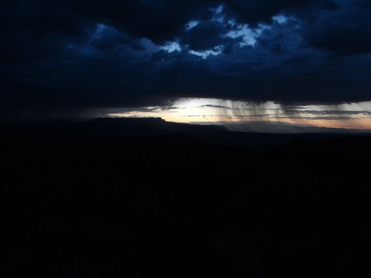 Bryce Canyon sunrise