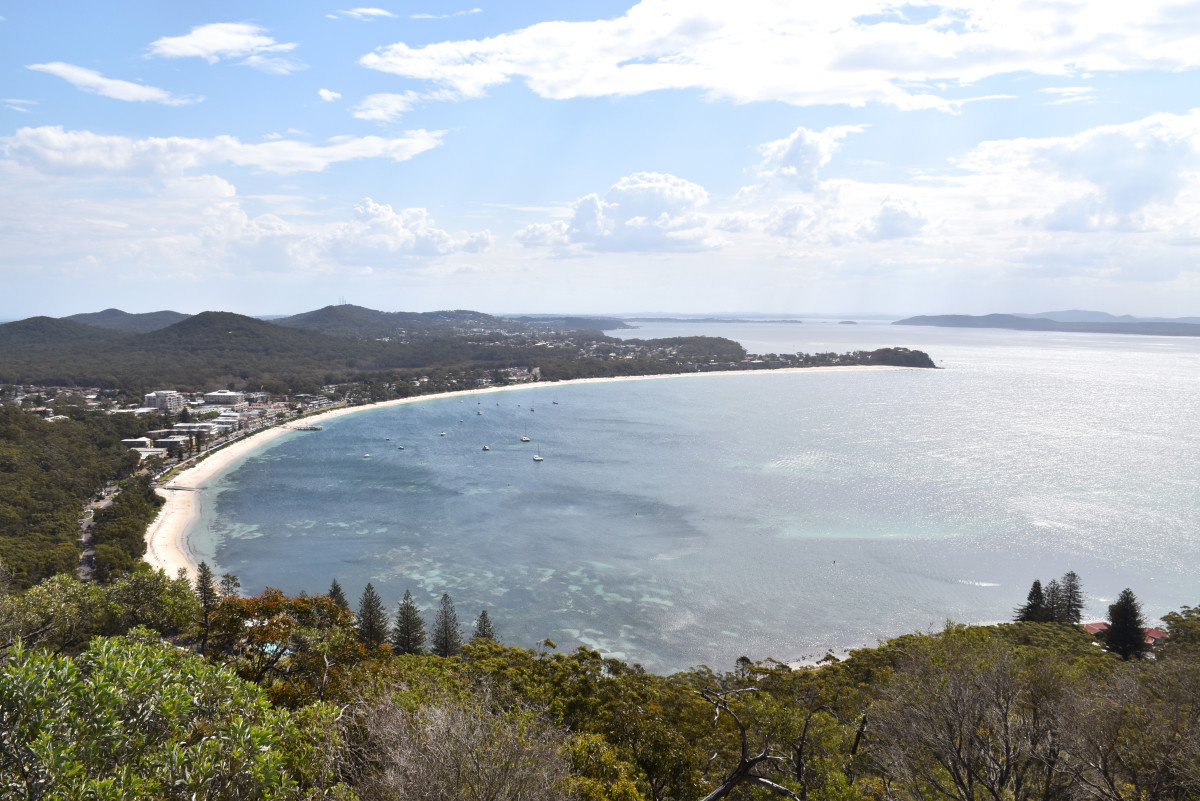 Port Stephens Mount Tomaree // Australia
