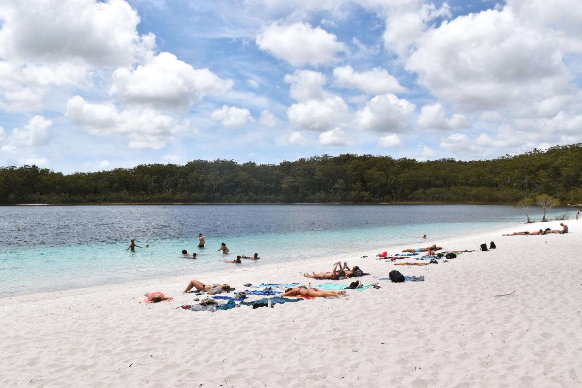 Australia Fraser Island