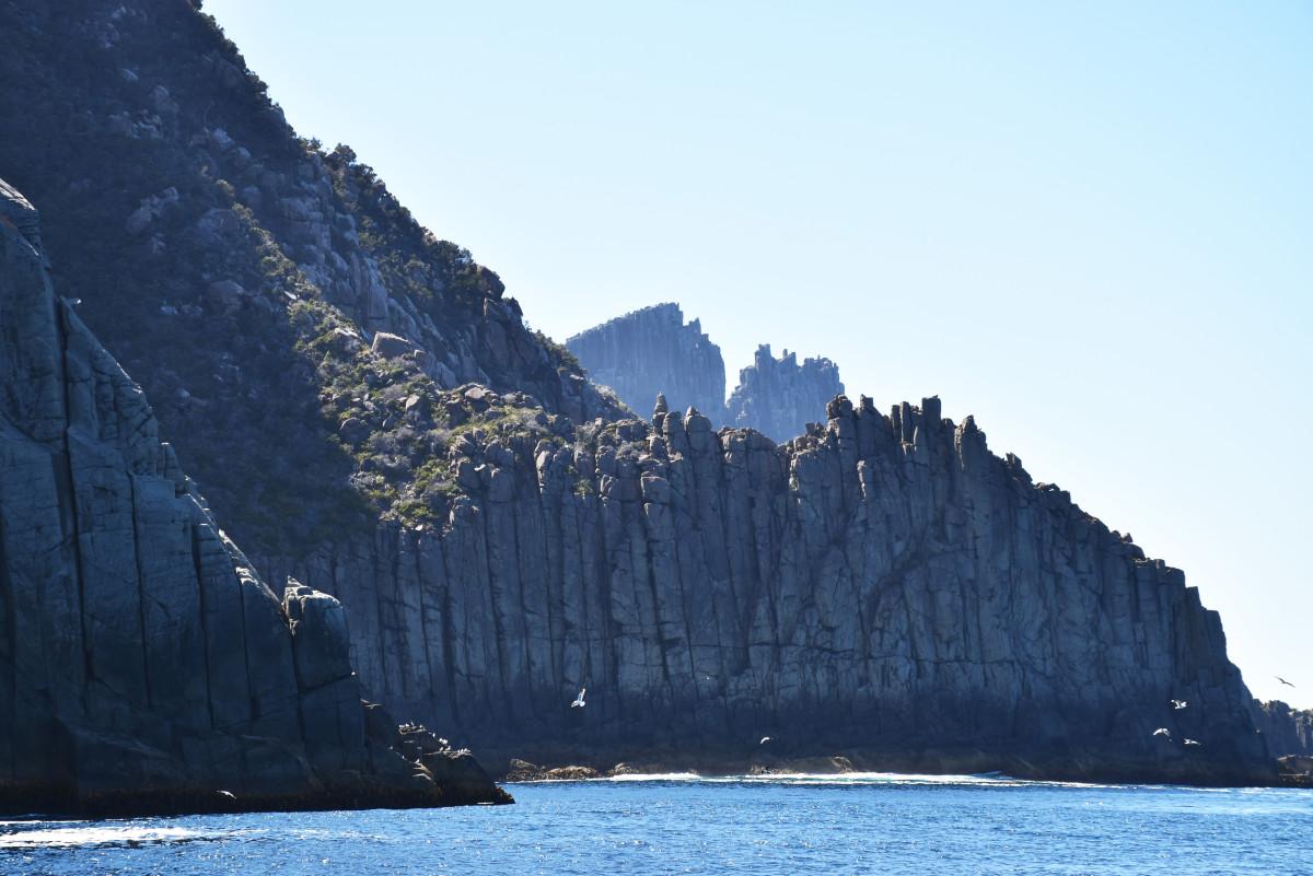 Australia Pennicott Tasman Island Boat Trip