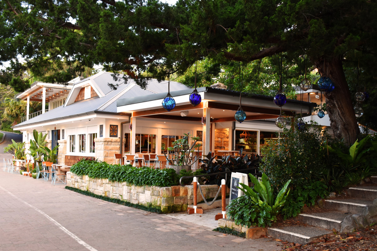 Manly Shelly Beach Boathouse Sydney