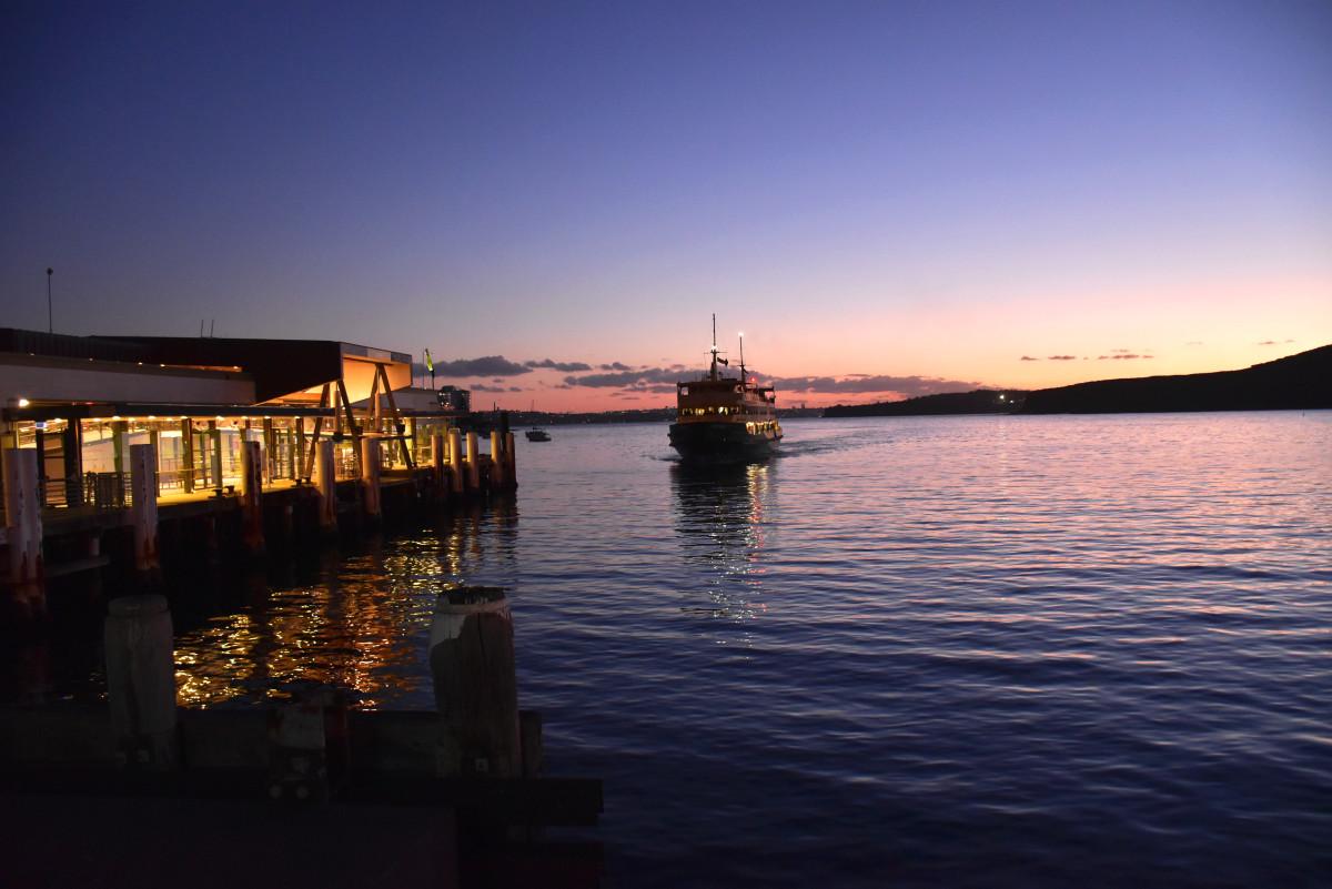 Manly Ferry Sydney