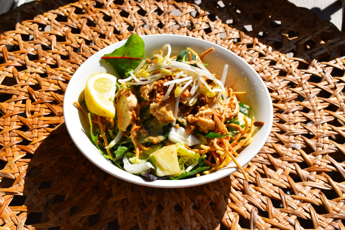 Manly Beach Banana Blossom Salad Bar Sydney