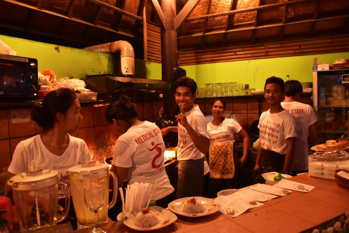 Bali Ubud Fair Warung Bale