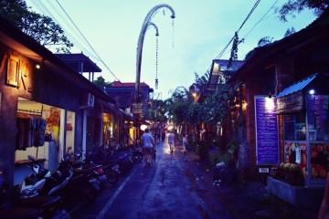 Bali Ubud Restaurants