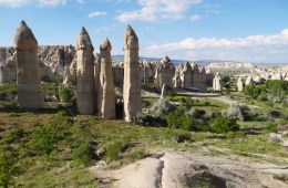 Turkey Cappadocia Goreme Love Valley