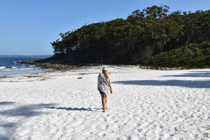 Jervis Bay Beach New South Wales Australia