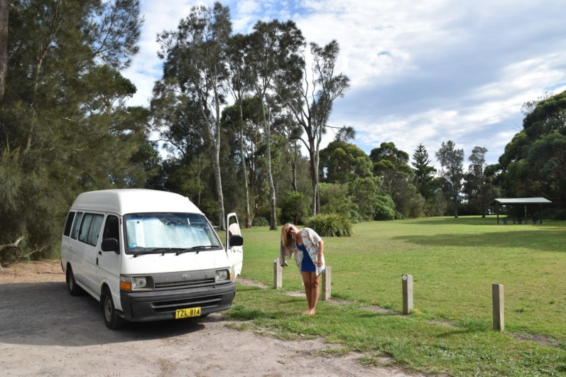 Camping New South Wales Australia