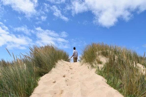 90 Mile Beach Dunes Victoria Australia